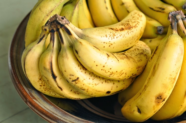 A banana a day keeps the doctors away!