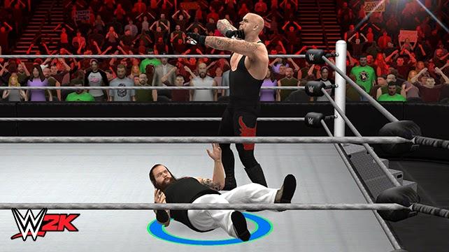 لعبة WWE 2K