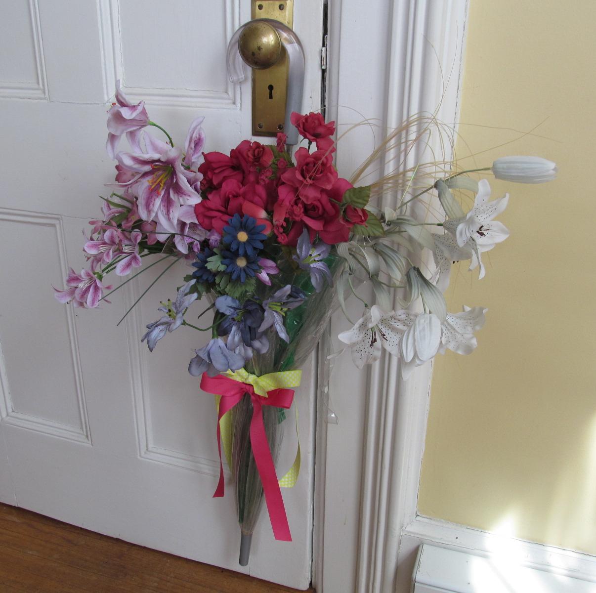 Suzefashion Handmade Diy Spring Door Decoration