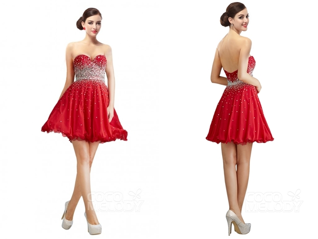 Cocomelody : Cheap Homecoming Dresses