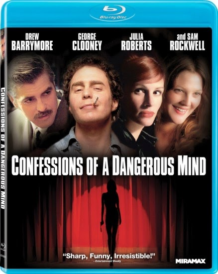 Confessions of a Dangerous Mind (2002) Dual Audio Hindi-English 300MB BRRip 480p