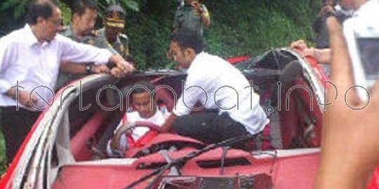 Dahlan Iskan Tabrakan 5 Januari 2013 Tucuxi