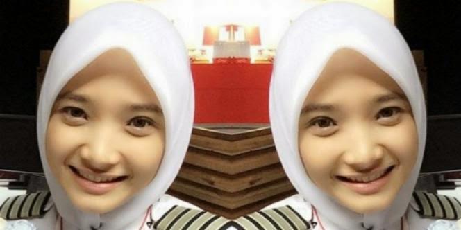 Noor Hafizah, Pilot Berhijab nan Cantik