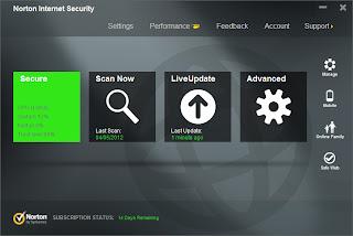 تحميل برنامج نورتون أنتي فيروس أخر إصدار مجانا Norton Antivirus 2013