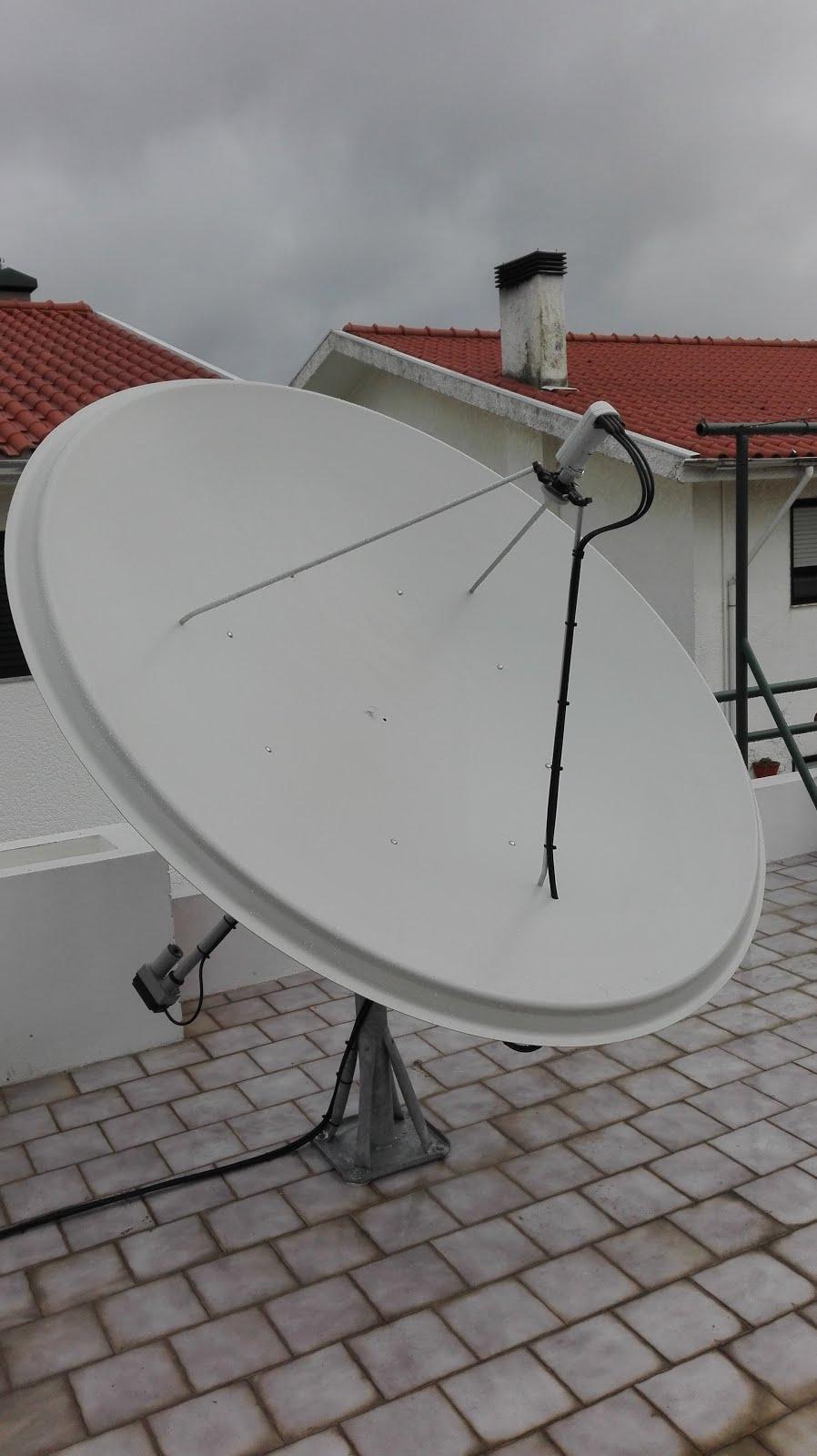 Parabólica rotativa 1.80m