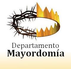 MINISTERIO DE MAYORDOMIA ACD