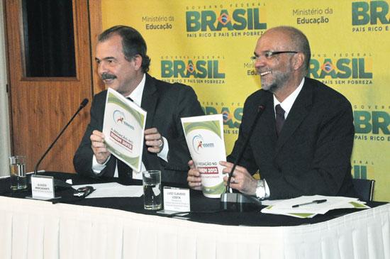 ENEM: Instituto lança manual para orientar candidatos a elaborar a redação