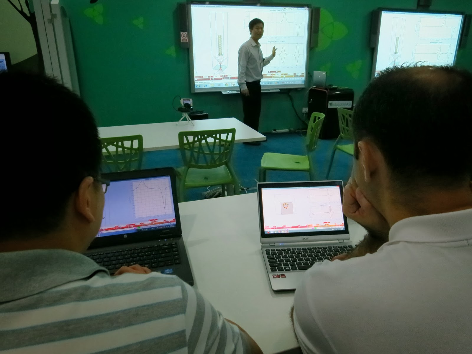 Open Classroom Design Pattern In Java : Trasi workshop 2 on java simulation design for teaching and learning