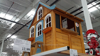 Keep your kids busy with the Cedar Summit Storybrooke Cottage Playhouse