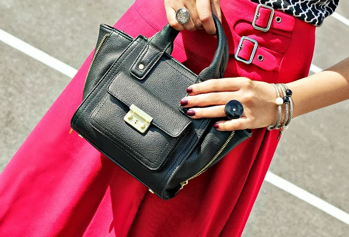 Phillip Lim For Target Mini 'Pashli' Satchel, Revlon Nail Enamel, #colorcloset