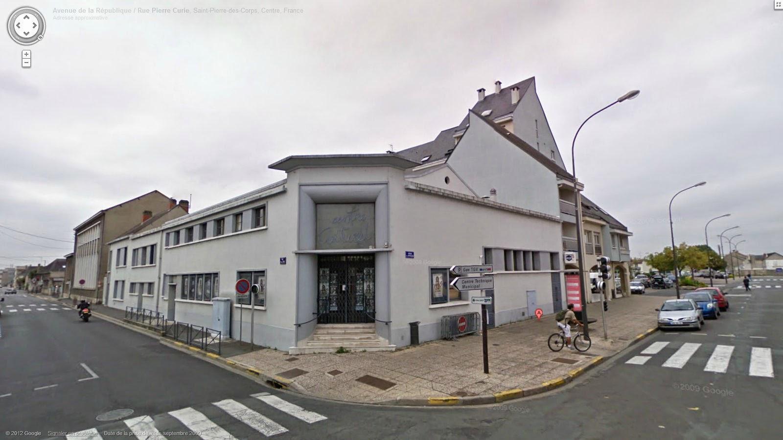 Cin fa ades centre culturel communal saint pierre des - Boulanger saint pierre des corps ...