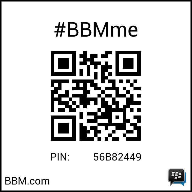 Add BBM pin
