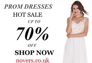 prom dresses at novers.co.uk