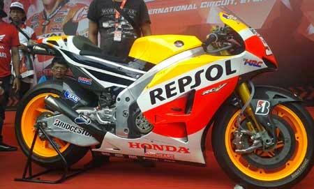 Gambar Honda RC213V