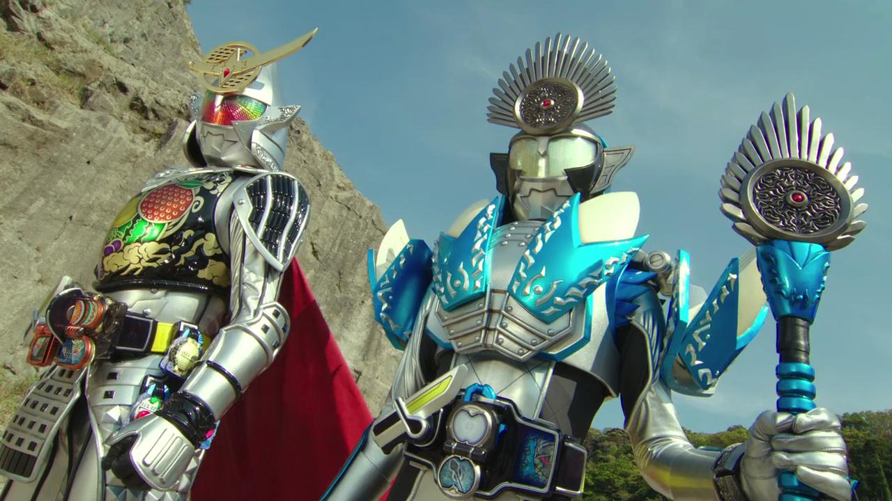 Kamen Rider Kamuro