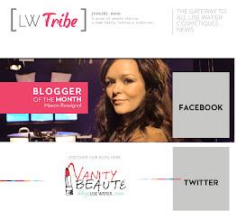 Blogueuse du mois Lise Watier