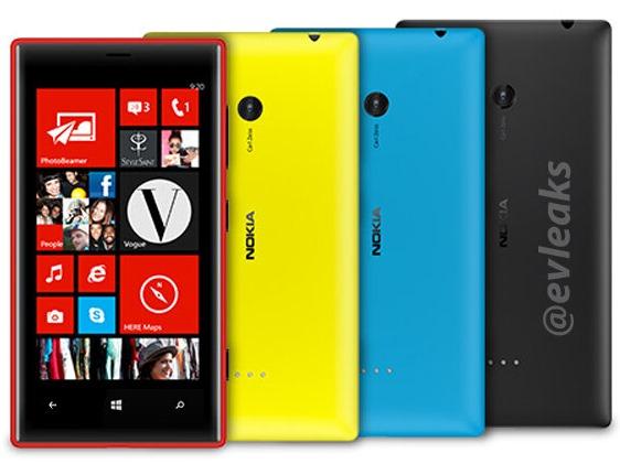 Nokia Announces Lumia 720 & Lumia 520 at MWC 2013 - HardwareZone.com