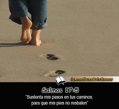 Salmos 17:5