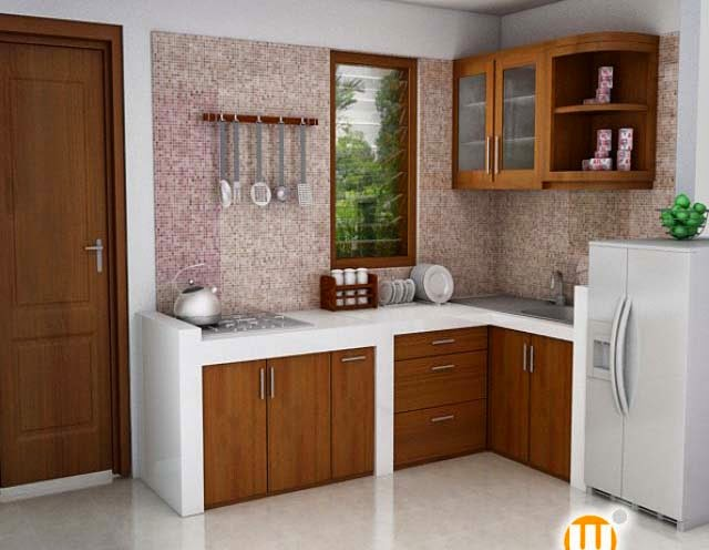 Model Desain Interior Rumah Mungil Minimalis Tipe 36 Luas 72 | Desain