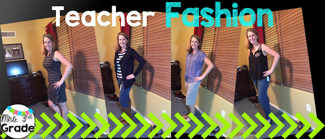 Stitch Fix reveal by Mrs 3rd Grade - birthday box