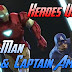 Iron Man and Captain America Heroes United (2014) Full Movie
