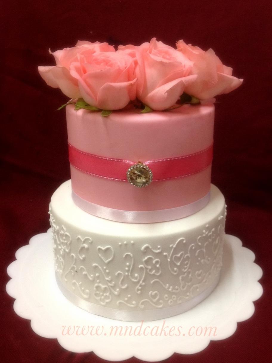 MND Wedding Cakes : 2012