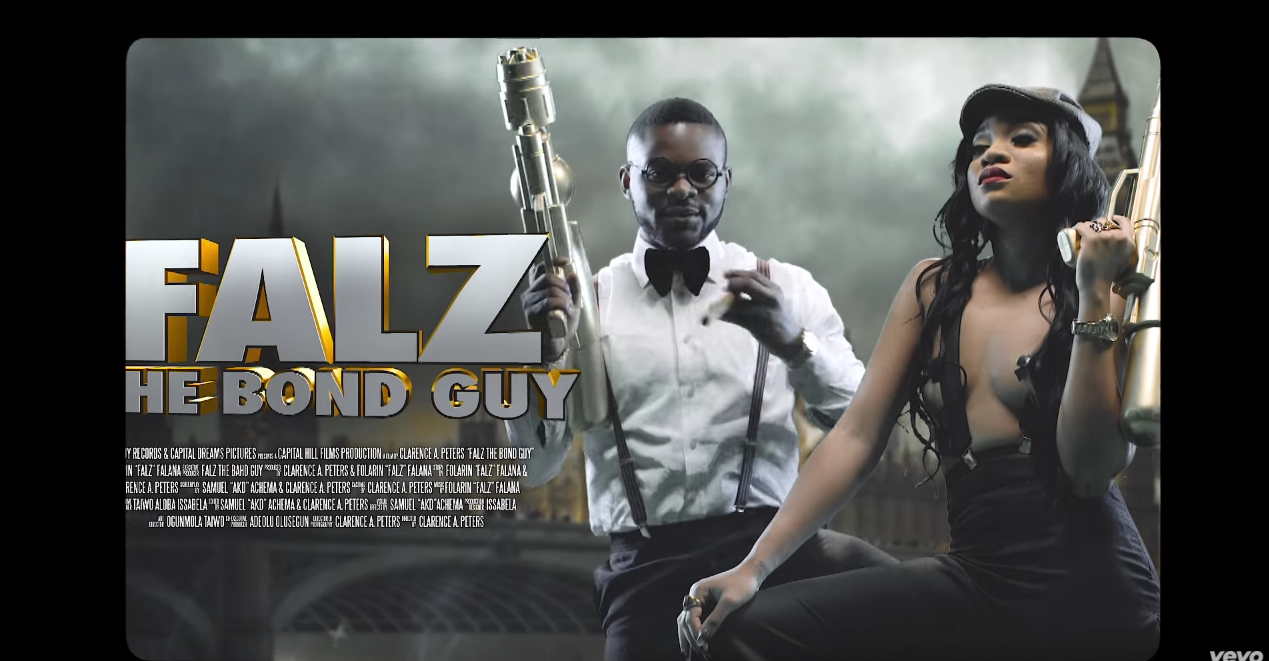 MUSIC: Falz – Celebrity Girlfriend ft. Reekado Banks ...