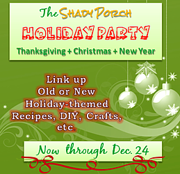 30 Day Holiday Party #linky #linkyparty #linkyparties #recipes #crafts #decor