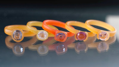 wax carving rings for spinels
