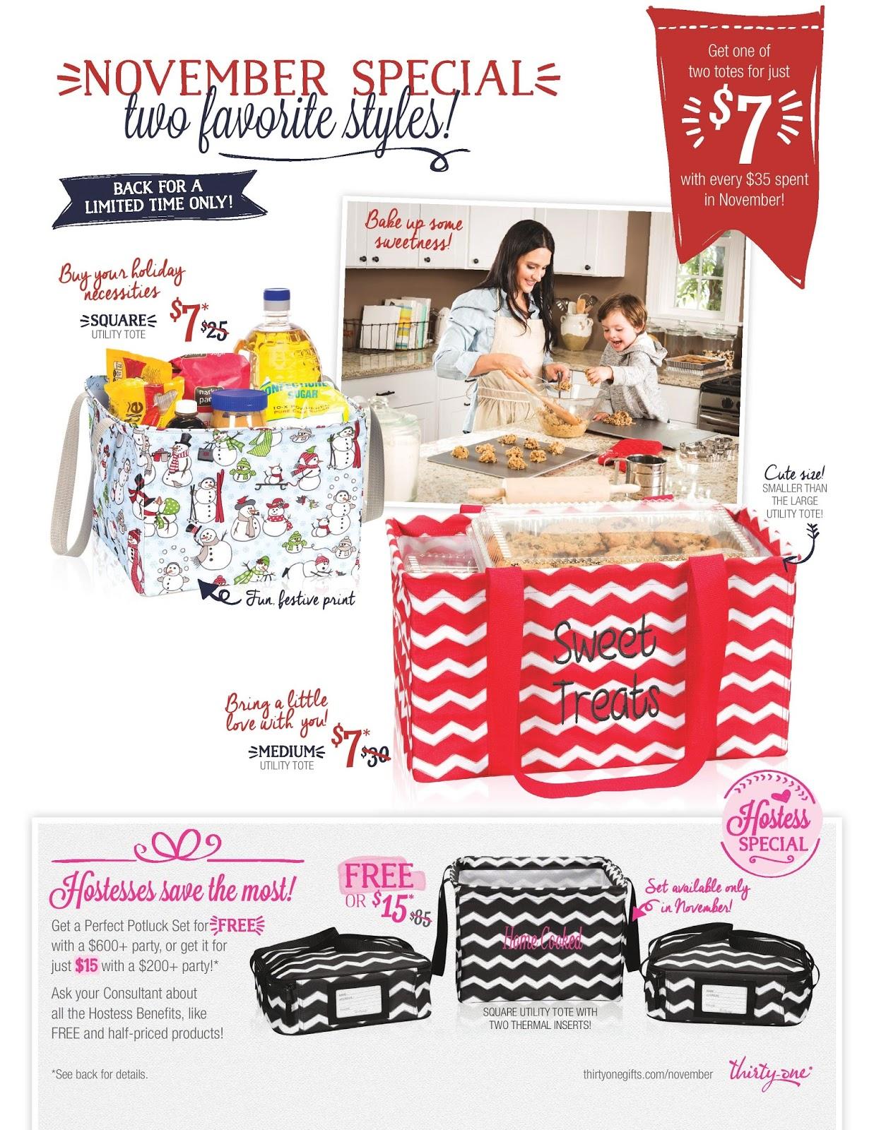 Thirty one november customer special 2014 - Friday November 7 2014