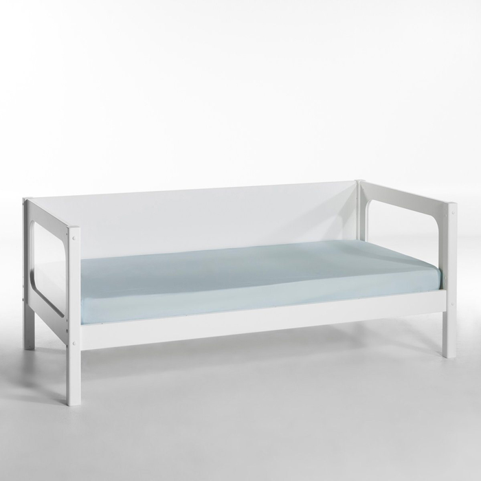 single modern bed for child design and made in France AM.PM