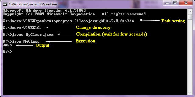 how to write pl sql program in mysql command prompt