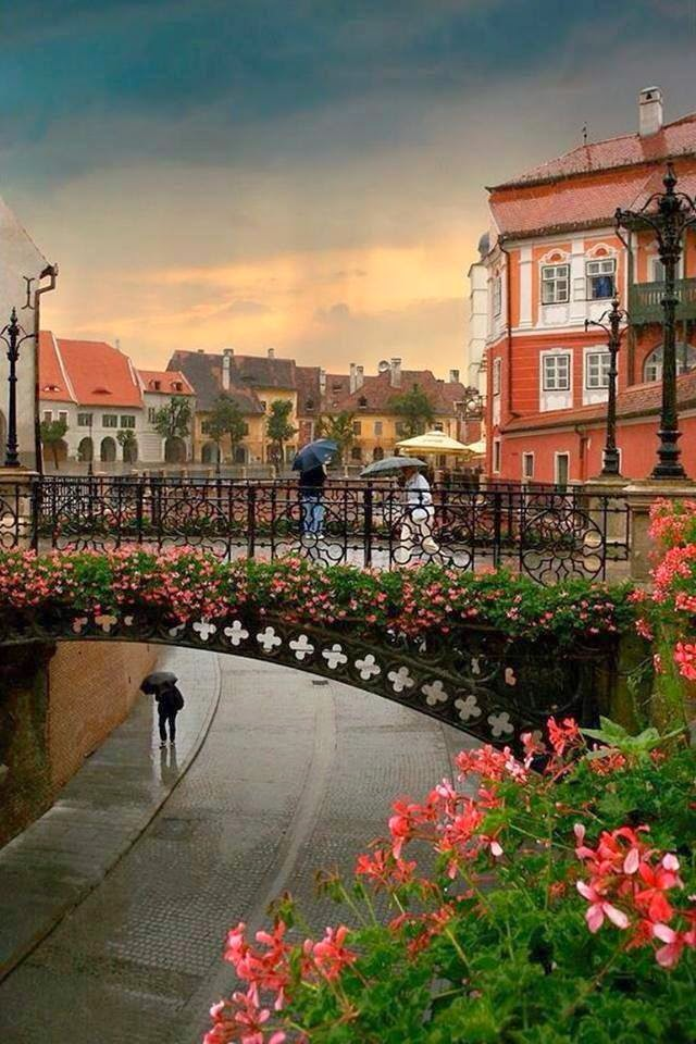 Voc realmente sabia foto arte sibiu rom nia - Most beautiful manors romania ...