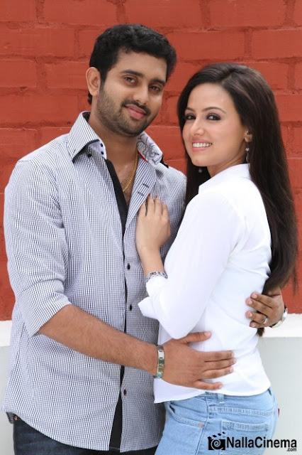 Sana Khan, Subin Sunny in Climax