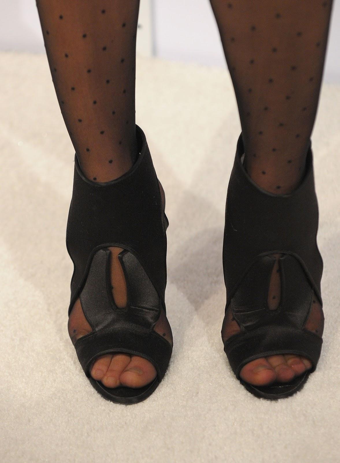 Celebrity Feet  Diane Kruger
