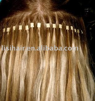 latest hair trends: Hair extension Methods