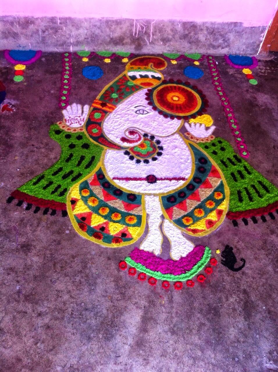 Rangoli Diwali Collection 5