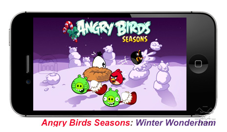 free download full version An amazing online game angry birds seasons