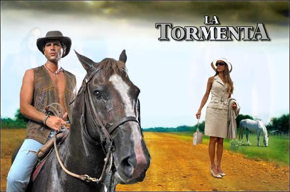los personajes de la telenovela la tormenta: