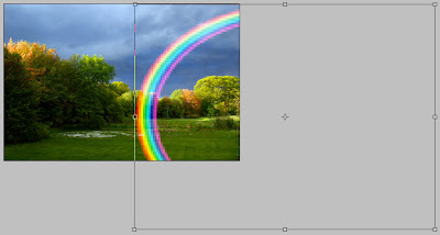 How to Add a Rainbow to your Photograph in Photoshop