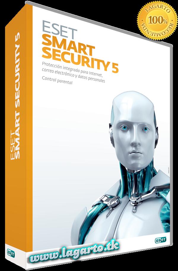 Eset smart Security 5 x64 Tpb