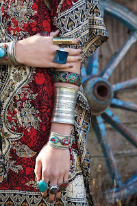 Very Boho Style....