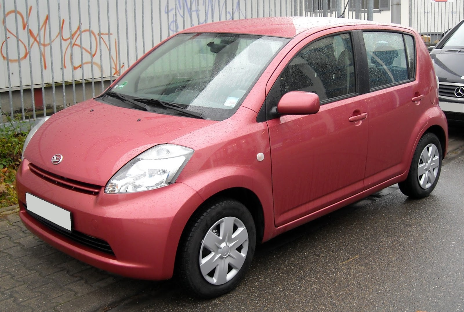 "The Daihatsu Sirion is a subcompact car produced by the Japanese automobile  manufacturer Daihatsu since 1998. The ""Sirion"" name has been used on export  ..."