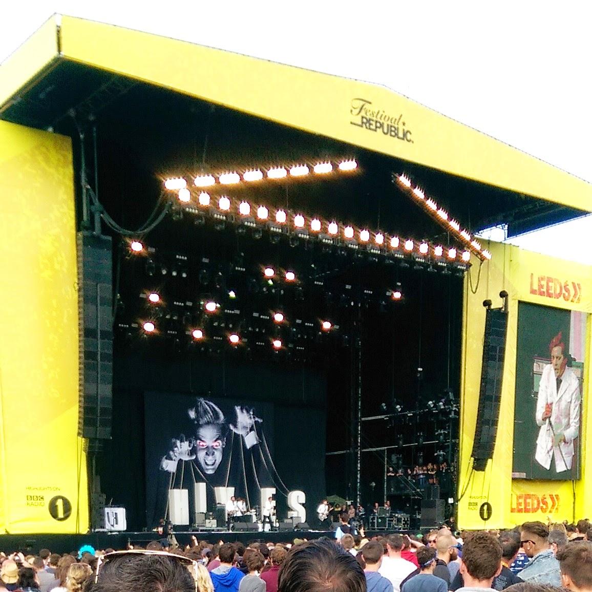 Leeds Festival 2014 Roundup