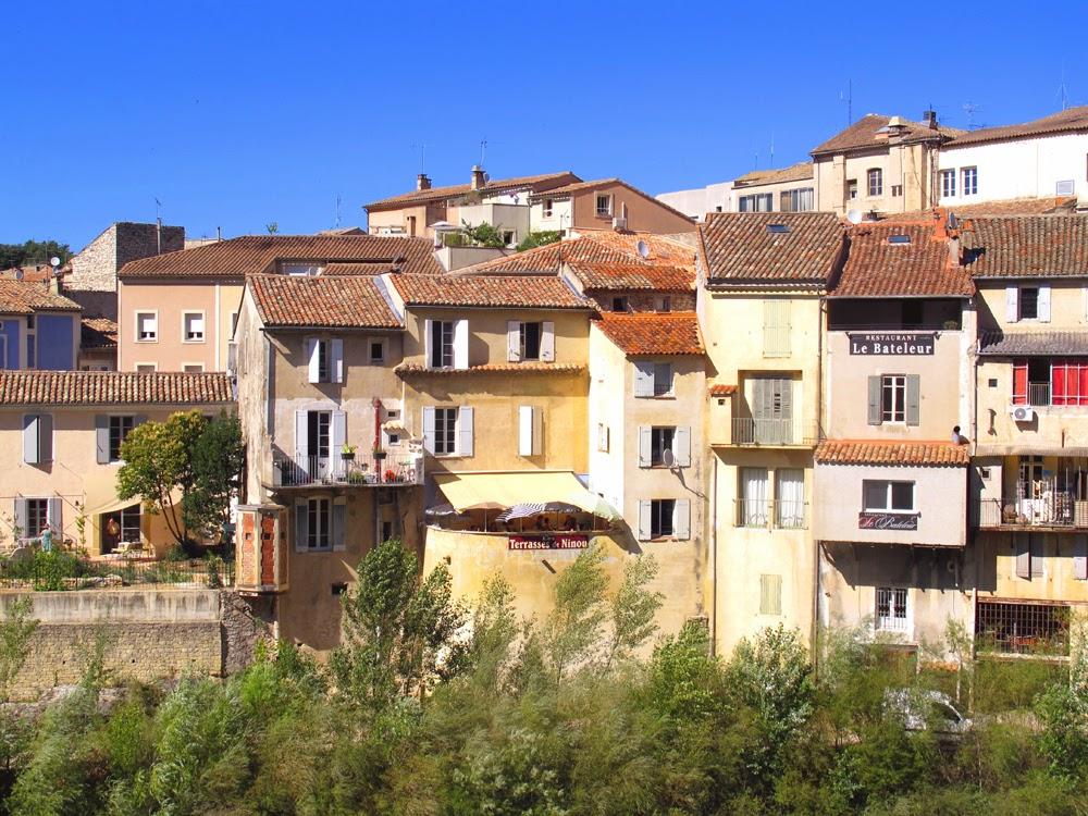 Vaison-la-Romaine, Provence, France