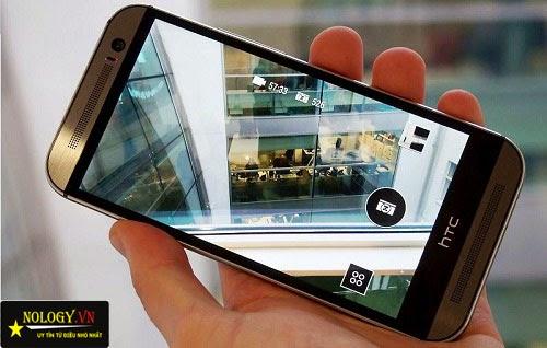 Khắc phục lỗi Camera trên HTC One M8