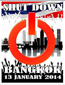 Jan 13, 2014 Bangkok Rally