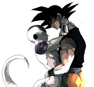Freeza Goku in Love