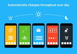 Yahoo Aviate Launcher, Android tampil beda dari yang lain, ringan dan cepat
