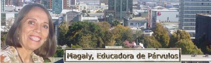 "Magaly ""Educadora de Párvulos"""